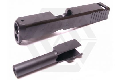 KJ Works Lightweight Aluminium Slide for Marui G27