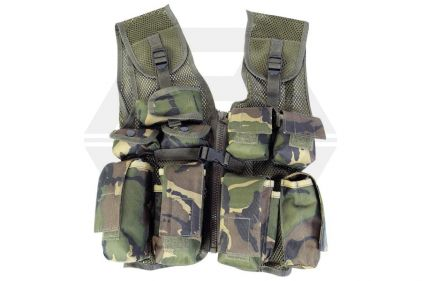 Mil-Com Kids Assault Vest (DPM)