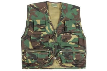 Mil-Com Kids Action Vest (DPM) - Size Extra Small