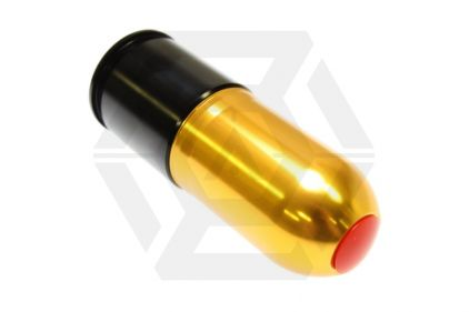 ZCA 40mm Gas & CO2 Grenade for Projectiles & Powder Long