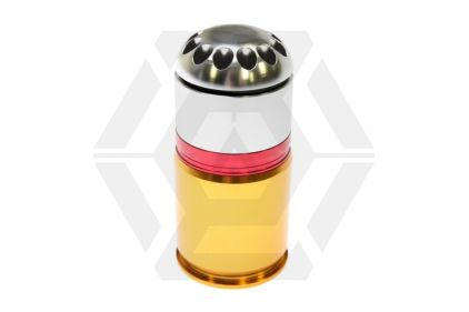 ZCA 40mm Gas & CO2 Grenade Short 60rds