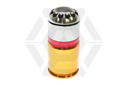 ZCA 40mm Gas & CO2 Grenade Short 60rds © Copyright Zero One Airsoft