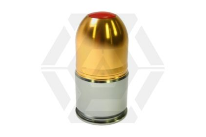 ZCA 40mm CO2 Grenade for Projectiles & Powder Short