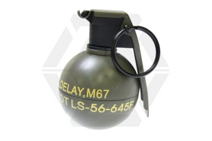ZCA M67 Grenade Style Portable Gas Charger