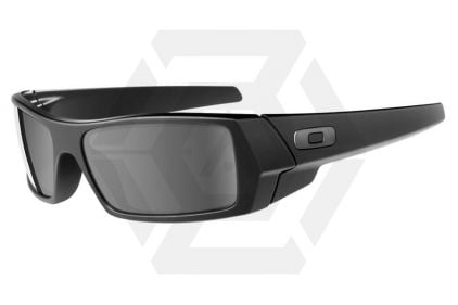 Oakley Tactical Glasses SI Gas Can with Grey Lens (Matt Black)