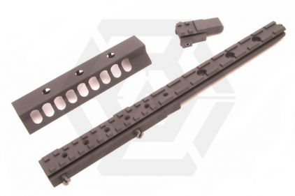 Laylax (Nitro Vo.) Rail Sleeve for M4