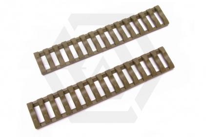 Laylax (Nitro Vo.) Born Rail Cover Set (Olive)