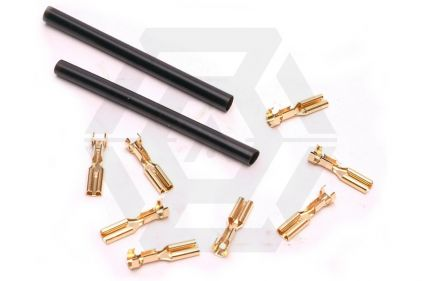 Laylax (Prometheus) Gold Plated Motor Connector Set