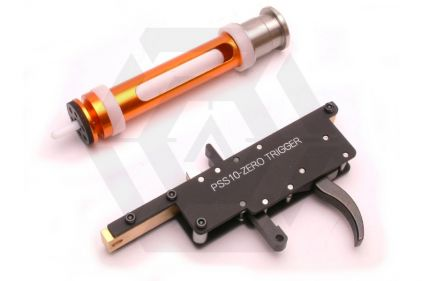 Laylax (PSS10) Zero Trigger with Piston © Copyright Zero One Airsoft