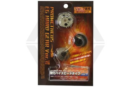 Laylax Prometheus Version 7 High Speed Gearset for M14