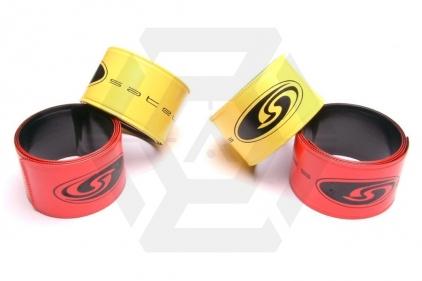 Laylax (Satellite) Quick Marker Set (2x Red, 2x Yellow)