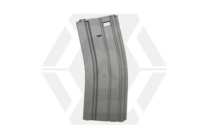 ZCA AEG Mag for M4 300rds (Grey)