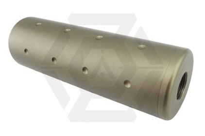 ZCA Silencer 110mm (Gun Metal/Tan)