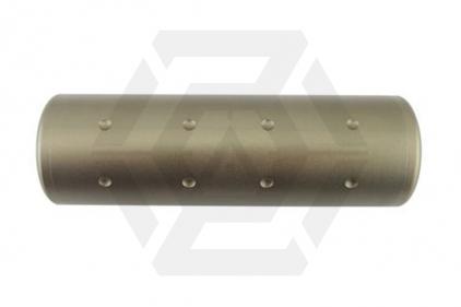 ZCA Silencer 110mm (Gun Metal/Tan)