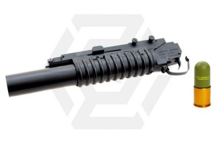 ICS M203 Grenade Launcher © Copyright Zero One Airsoft