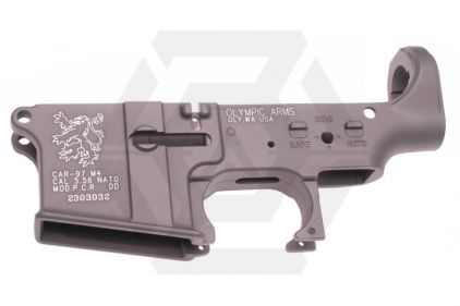 ICS Metal Lower Receiver for ICS M4 Series