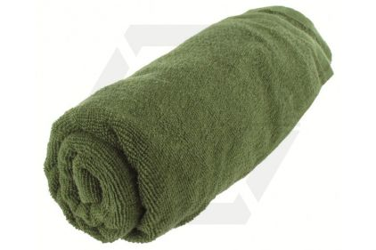 Highlander Miltary Towel (Olive) Small