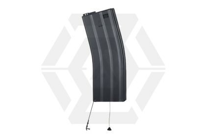 Echo1 AEG Mag for M4 370rds String-Pull FAST