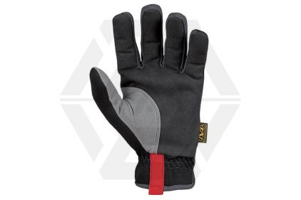 Mechanix Covert Fast Fit Gloves (Black/Grey) - Size Large