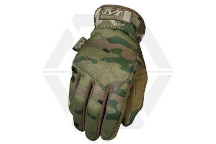 Mechanix Covert Fast Fit Gloves (MultiCam) - Size Small