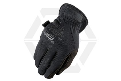 Mechanix Covert Fast Fit Gloves (Black) - Size Extra Large