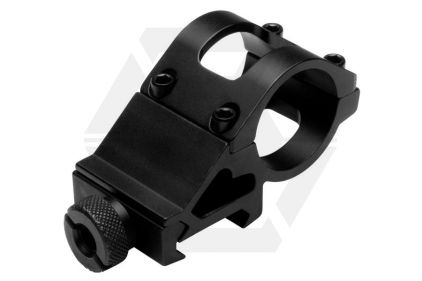 "NCS Off-Set Angled 1"" Ring Mount"