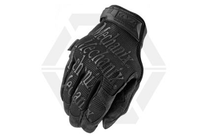 Mechanix Original Gloves (Black) - Size Medium