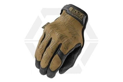 Mechanix Original Gloves (Coyote) - Size Large