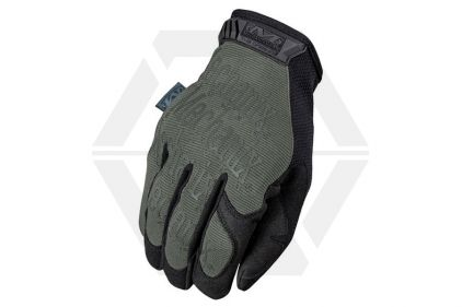 Mechanix Original Gloves (Ranger Green) - Size Extra Large