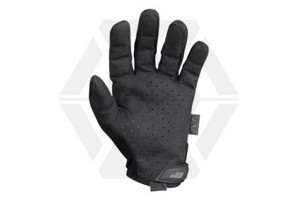 Mechanix Original Vent Gloves (Black) - Size Medium