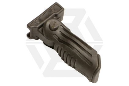 ICS Folding Vertical Foregrip for 20mm Rail