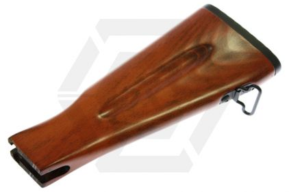 ICS Real Wood Solid Stock for ICS AK74
