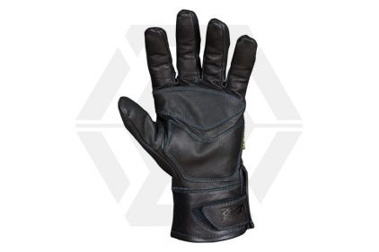 Mechanix Gauntlet Gloves (Black) - Size Medium