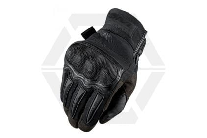 Mechanix M-Pact 3 Gloves (Black) - Size Small © Copyright Zero One Airsoft