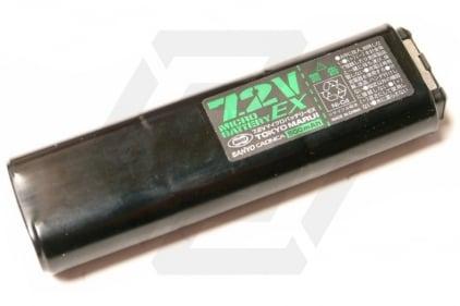 Tokyo Marui 7.2v 500mAh NiCD Micro AEP Battery EX for MP7