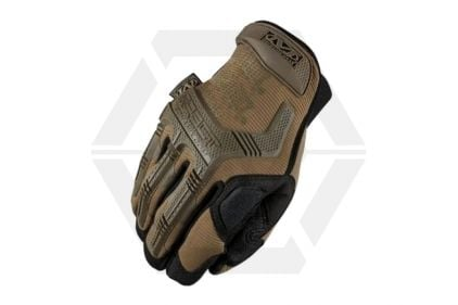 Mechanix M-Pact Gloves (Coyote) - Size Extra Large © Copyright Zero One Airsoft