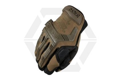 Mechanix M-Pact Gloves (Coyote) - Size Medium
