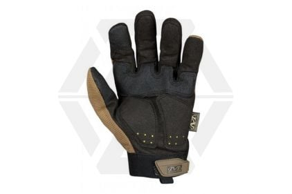 Mechanix M-Pact Gloves (Coyote) - Size Small