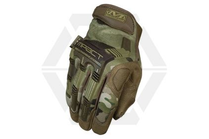 Mechanix M-Pact Gloves (MultiCam) - Size Extra Large