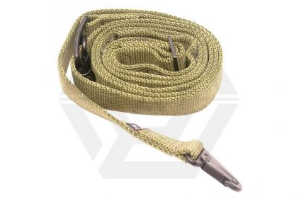 ICS 3 Point Rifle Sling (Olive)