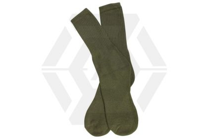 Mil-Com Patrol Socks (Olive) © Copyright Zero One Airsoft