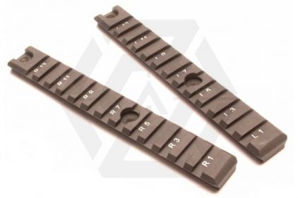 Guarder G36C Side Rails (Long x2)