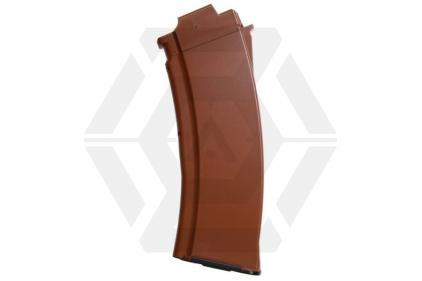 Tokyo Marui Recoil AEG Mag for AK 480rds (Brown)