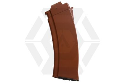 Tokyo Marui Recoil AEG Mag for AK 70rds (Brown) © Copyright Zero One Airsoft