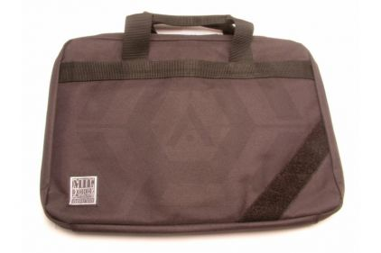 Mil-Force Document Travel Bag (Black) © Copyright Zero One Airsoft