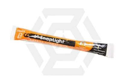 "Cyalume 6"" 12 Hour Lightstick (Orange)"