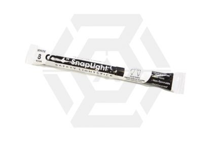 "Cyalume 6"" 8 Hour Lightstick (White)"