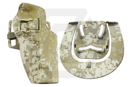 EB CQC SERPA Holster for Beretta M92F (Digital Desert) © Copyright Zero One Airsoft