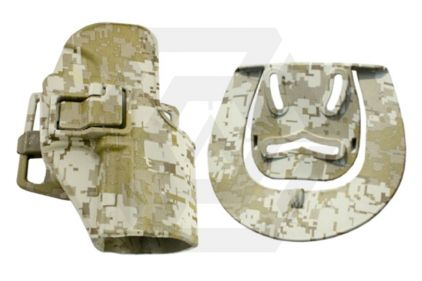 EB CQC SERPA Holster for USG Compact (Digital Desert) © Copyright Zero One Airsoft