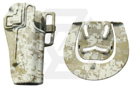 *Clearance* EB CQC SERPA Holster for Colt 1911 (Digital Desert)